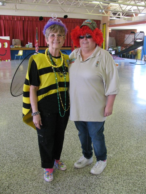 End of the Summer Reading Program Mystery Carnival